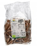 Chips di Segale con Frutta Secca, Senza Grassi Aggiunti