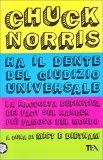 Chuck Norris ha il Dente del Giudizio Universale - Libro