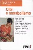 Cibi e Metabolismo