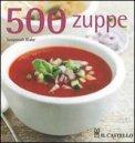 Cinquecento Zuppe  - Libro