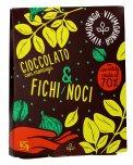 Cioccolato con Moringa con Fichi e Noci