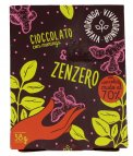 Cioccolato con Moringa e Zenzero
