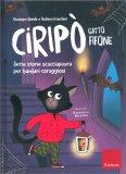 Ciripò Gatto Fifone - Libro