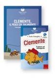 Clemente, il Pesce col Salvagente - Leggere Facile - Libro + Quaderno