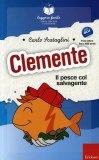 Clemente, Il Pesce col Salvagente - Leggere Facile  - Libro