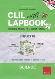 Clil with Lapbook - Science - Student's Kit - 3 - Libro