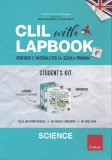 Clil with Lapbook - Science - Student's Kit - 4 - Libro