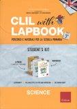 Clil with Lapbook - Science - Student's Kit - 5 - Libro