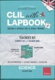 Clil with Lapbook - Science - Teacher's Kit - 4 - Libro