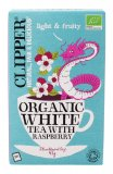 Clipper - White Tea With Raspberry - Infuso Tè al Lampone