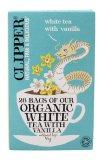 Clipper - White Tea with Vanilla