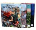 Cofanetto Harry Potter - La Serie Illustrata — Libro