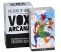 Cofanetto: The Voice of Tarot - Vox Arcana — Carte