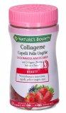Collagene Capelli Pelle Unghie - Gommose Masticabili Aroma Bacche Miste