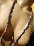 Collana in Opale naturale Australiano nei toni del marrone - Cod 6