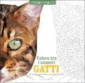 Colora tra i Numeri - Gatti