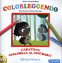 Colorleggendo - Ciabattina Coccinella al Contrario