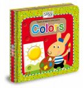 Colors - Touch, Explore and Learn - Libro