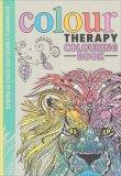 Colour Therapy - Colouring Book - Libro