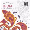Colouring Book Antistress - India - Libro