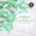 Colouring Book - Giungla - Libro