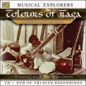 Colours of Raga - CD + DVD