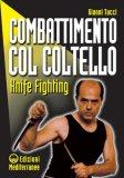 Combattimento col coltello  — Libro