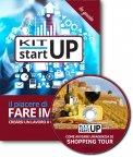 Come aprire un'Agenzia di Shopping Tour e Servizi Turistici - Libro + CD-Rom