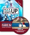 Come aprire un Minigolf - Libro + CD-Rom