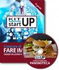 Come aprire una Paninoteca - Libro + CD-Rom