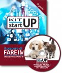 Come aprire una Pensione per Animali, Centro Addestramento e Pet Therapy - Libro + CD-Rom