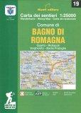 Comune di Bagno di Romagna - Carta dei Sentieri — Libro