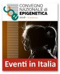 Convegno nazionale di Epigenetica 2018 - IV Edizione