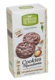 Cookies Macadamia - Biscotti al Cioccolato con Noci Macademia