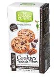 Cookies Noix De Pècan - Biscotti con Noci di Pècan e Pepite di Cioccolato Fondent