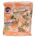 Cookiesssimi - Mini  Biscotti con Noci e Gocce di Cioccolato