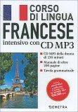 Corso di Lingua Francese Intensivo con CD Mp3 — Libro