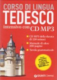 Corso di Lingua Tedesco Intensivo con CD Mp3 - Cofanetto