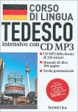 Corso di Lingua Tedesco Intensivo con CD Mp3 — Libro