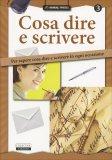 Cosa Dire e Scrivere - Libro