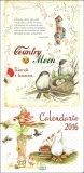 Country Moon - Calendario Grande 2016