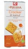 Cracker di Kamut