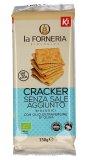 Cracker senza Sale Aggiunto