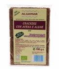 Crackers con Avena e Alghe