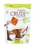Crackers Crudi Croccanti all'Orientale