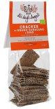 Crackers di Grano Saraceno e Riso con Semi di Lino