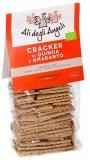 Crackers di Quinoa e Amaranto