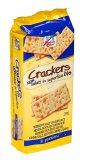 Crackers non Salati in Superficie Bio - 8 Porzioni