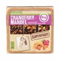 Cranberry Mandel - Barrette Mirtilli Rossi e Mandorle