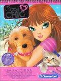 Crazy Chic - Cani e Gatti  - Libro